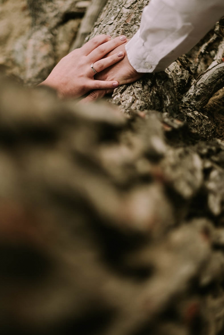 preboda Fotos de novios en pantano del Chorro