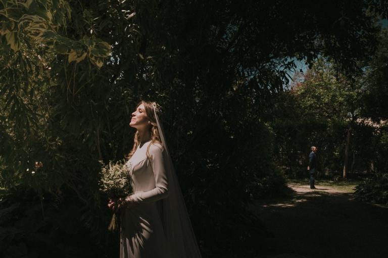 Fotos de boda en La Casilla de Maera